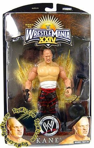 WWE Wrestlemania 24 Exclusive Series 1 Action Figure Kane