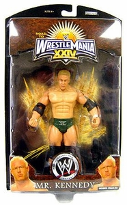 WWE Wrestlemania 24 Exclusive Series 1 Action Figure Mr. Kennedy