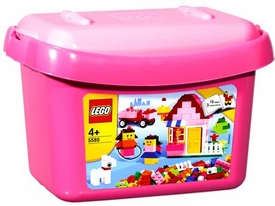 LEGO Creator Set #5585 Small Pink Brick Box