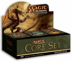 Magic the Gathering Ninth 9th Edition Booster BOX [36 packs]