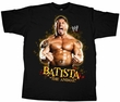 WWE Official Wrestling Batista T-Shirts Youth Sizes