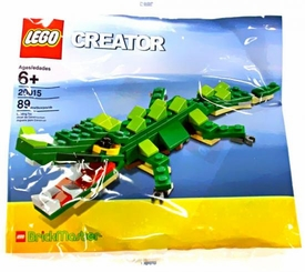 LEGO Creator BrickMaster Exclusive Set #20015 Crocodile [Bagged]
