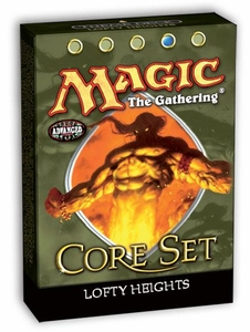 Magic the Gathering Ninth Edition Theme Deck Lofty Heights
