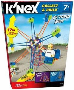 K'NEX Set #11743 Octopus Ride