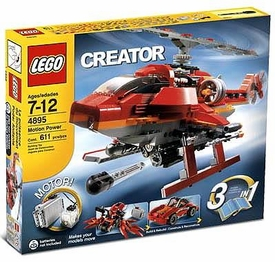 LEGO Creator Set #4895 Motion Power