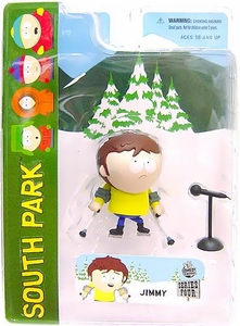 Mezco Toyz South Park Series 4 Action Figure Jimmy BLOWOUT SALE!