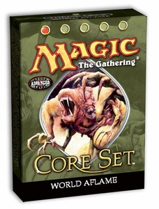 Magic the Gathering Ninth Edition Theme Deck World Aflame