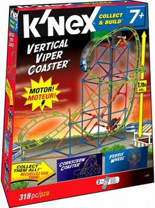 K'NEX Set #12435 Vertical Viper