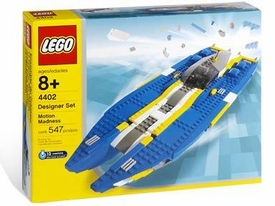 LEGO Make & Create Designer Set #4402 Sea Riders