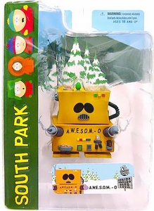 Mezco Toyz South Park Series 4 Action Figure AWESOM-O