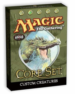 Magic the Gathering Ninth Edition Theme Deck Custom Creatures