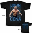 WWE Official Wrestling John Cena T-Shirts Adult Sizes