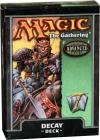Magic the Gathering Seventh 7th Edition Theme Deck Decay