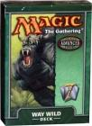 Magic the Gathering Seventh 7th Edition Theme Deck Way Wild