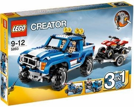 LEGO Creator Set #5893 Off Road Power