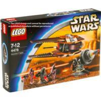 LEGO Star Wars Set #4478 Geonosian Fighter