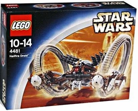 LEGO Star Wars Set #4481 Hailfire Droid