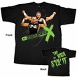 WWE Official Wrestling T-Shirts D-Generation X [Youth Size]