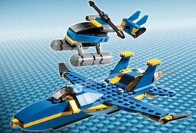 LEGO Make & Create Designer Set #4882 Speed Wings