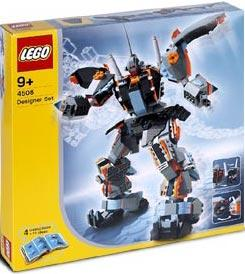 LEGO Make & Create Designer Set #4508 Titan XP