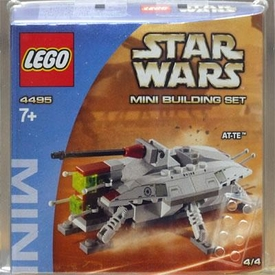 LEGO Star Wars Mini Set #4495 AT-TE