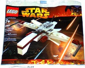 LEGO Star Wars Mini Set #6967 ARC-170 Starfighter [Bagged]