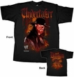 WWE Official Wrestling The Undertaker T-Shirts Adult Sizes