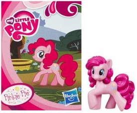 My Little Pony Friendship is Magic 2 Inch PVC Figure Series 1 Pinkie Pie [Pink Card]