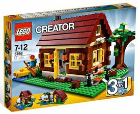 LEGO Creator Set #5766 Log Cabin