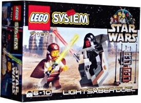 LEGO Star Wars Set #7101 Lightsaber Duel