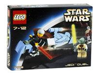 LEGO Star Wars Set #7103 Episode II Jedi Duel