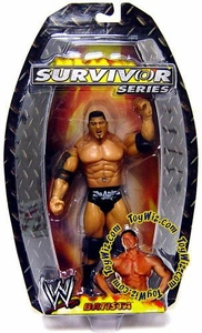 WWE Jakks Pacific Wrestling Survivor Series PPV 11 Action Figure Batista