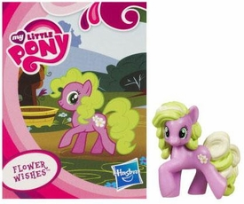 My Little Pony Friendship is Magic 2 Inch PVC Figure Series 1 Flower Wishes