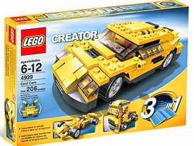 LEGO Creator Set #4939 Cool Cars