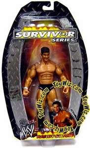WWE Jakks Pacific Wrestling Survivor Series PPV 11 Action Figure Randy Orton