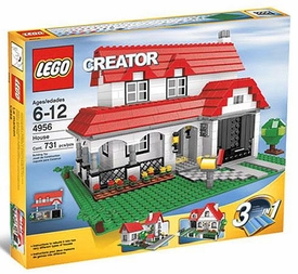 LEGO Creator Set #4956 House