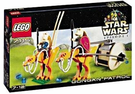 LEGO Star Wars Set #7115 Gungan Patrol