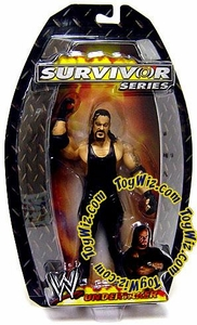 WWE Jakks Pacific Wrestling Survivor Series PPV 11 Action Figure Undertaker