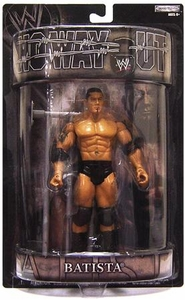 WWE Wrestling PPV Pay Per View Series 15 No Way Out Action Figure Batista