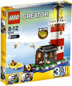 LEGO Creator Set #5770 Lighthouse Island