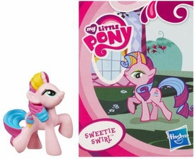 My Little Pony Friendship is Magic 2 Inch PVC Figure Series 1 Sweetie Swirl