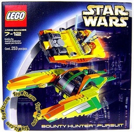 LEGO Star Wars Set #7133 Bounty Hunter Pursuit