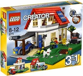 LEGO Creator Set #5771 Hillside House