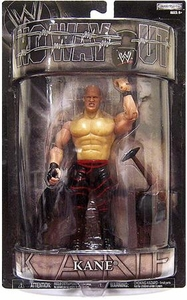 WWE Wrestling PPV Pay Per View Series 15 No Way Out Action Figure Kane