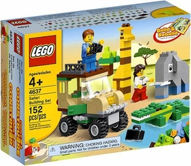 LEGO Bricks & More #4637 Safari Building Set