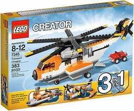 LEGO Creator Set #7345 Transport Chopper