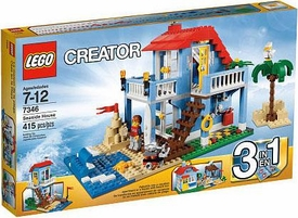 LEGO Creator Set #7346 Seaside House