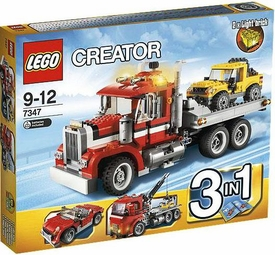 LEGO Creator Set #7347 Highway Pickup
