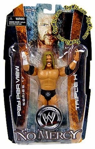 WWE Wrestling PPV Pay Per View 17 Action Figure Triple H