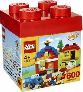 LEGO Bricks & More #4628 Fun with Bricks